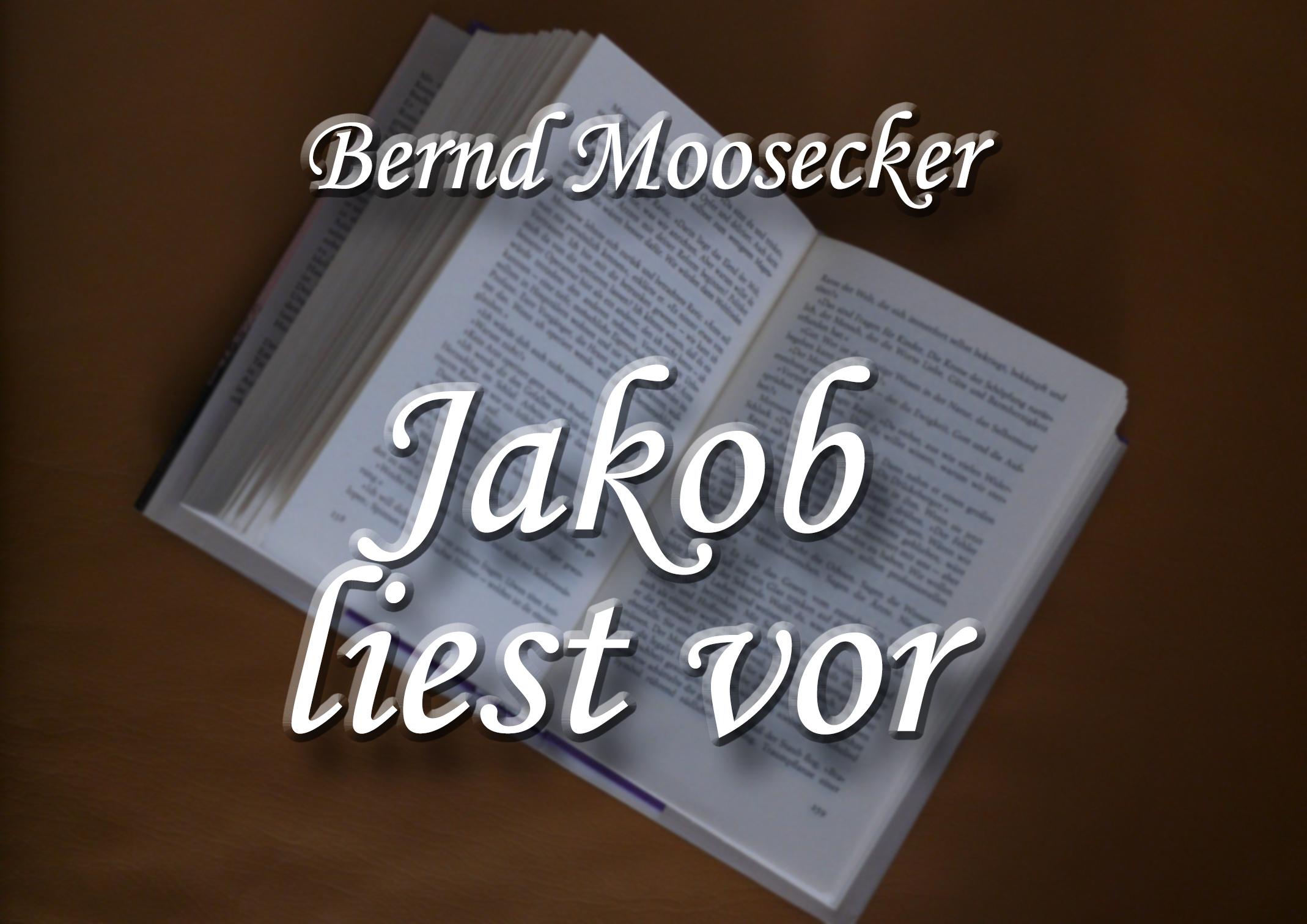 """Titelbild der Readlist """"Jakob liest vor"""""""